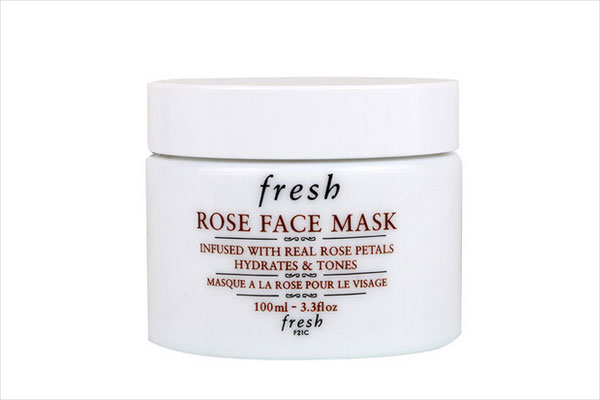 扒皮 fresh玫瑰润泽保湿面膜 贵的无道理