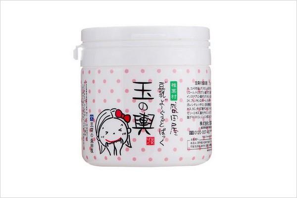 女人我最大推荐 日本豆腐盛田屋豆乳面膜