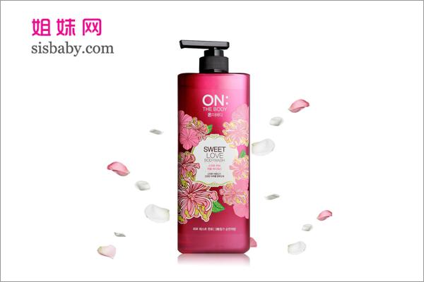 ON: THE BODY 香水沐浴精 (甜蜜爱恋)